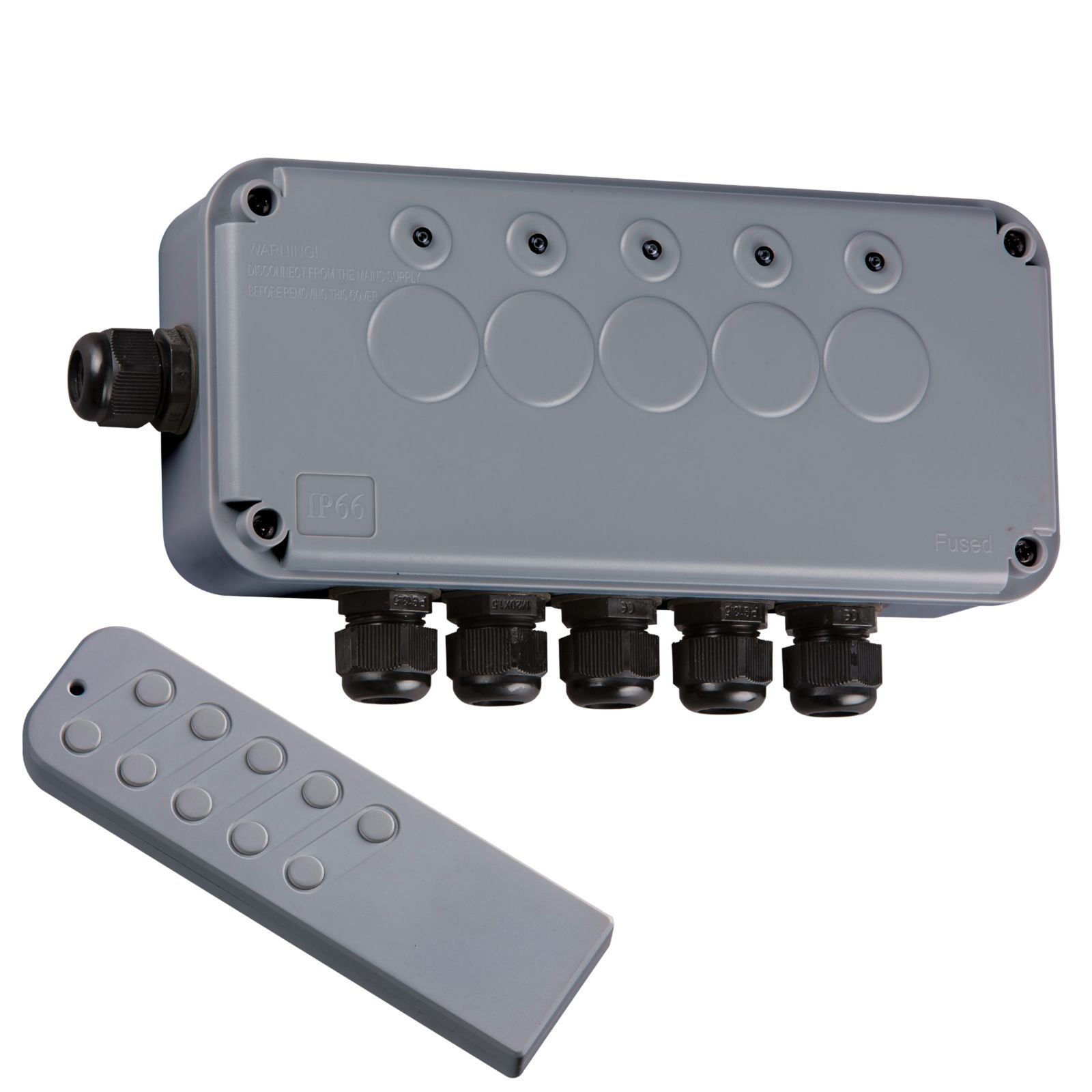 Outdoor Post Lighting Electric Sockets Power Extension