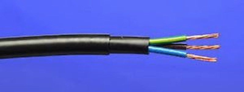 NYY-J Outdoor PVC Pond Cable 2.5mm 3C 4C 5C Cut To Length Hi Tuff Outdoor Wire