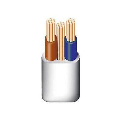 All Sizes Lengths Twin /& Earth 3 Core /& Earth Cable 1mm 1.5mm 2.5mm 4mm 6mm 10mm