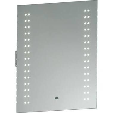 Saxby 13760 Perle Cool White Mirror IP44 2.1W LED Mirrored Glass Bathroom Light